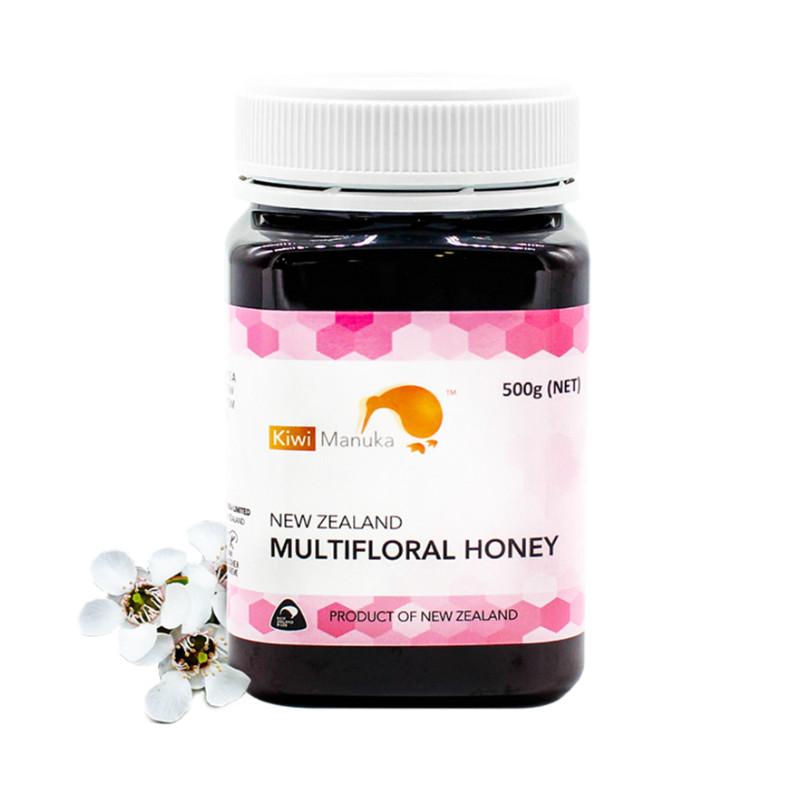 加维 新西兰多花蜂蜜 500g