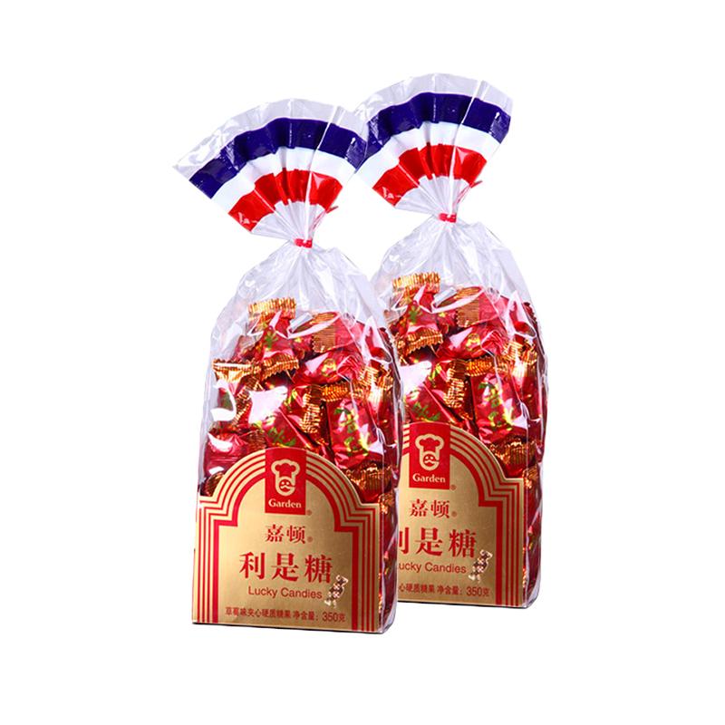 香港嘉顿原味利是糖 350g*2