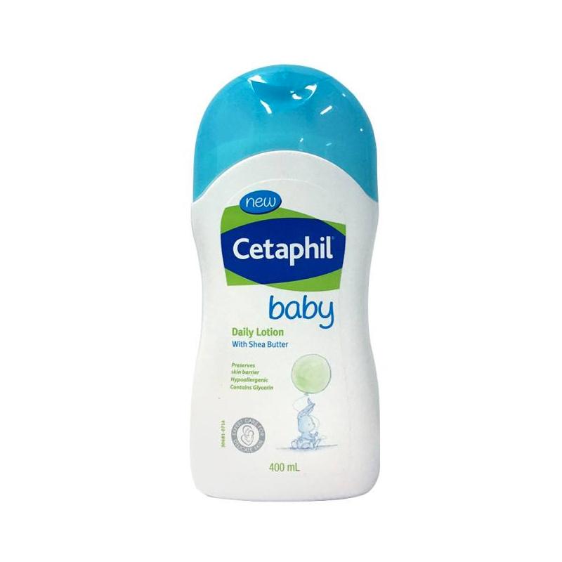 Cetaphil絲塔芙嬰兒潤膚霜400ml
