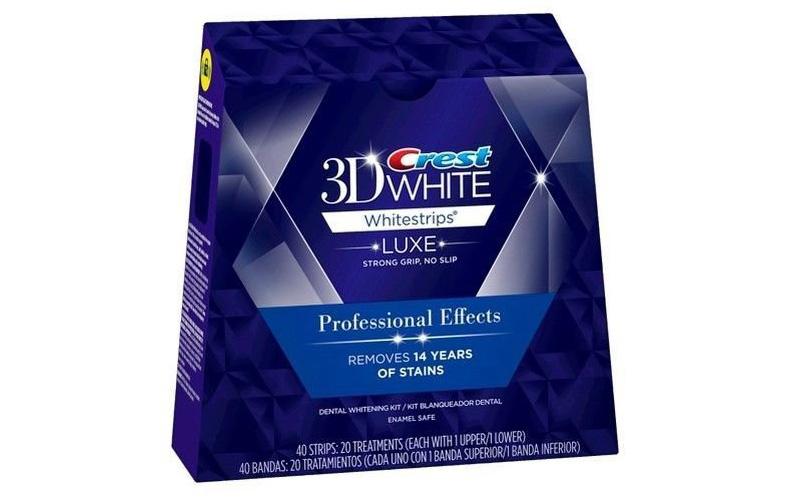 Crest佳洁士 Professional Effect 3D美白牙贴 20对
