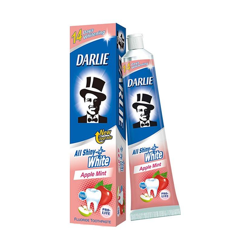 黑人牙膏苹果薄荷味140g*3