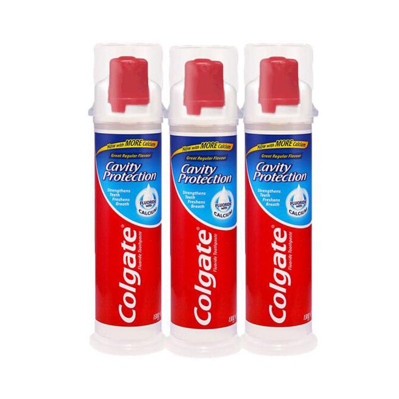 Colgate 高露洁 卓效防蛀直立式牙膏