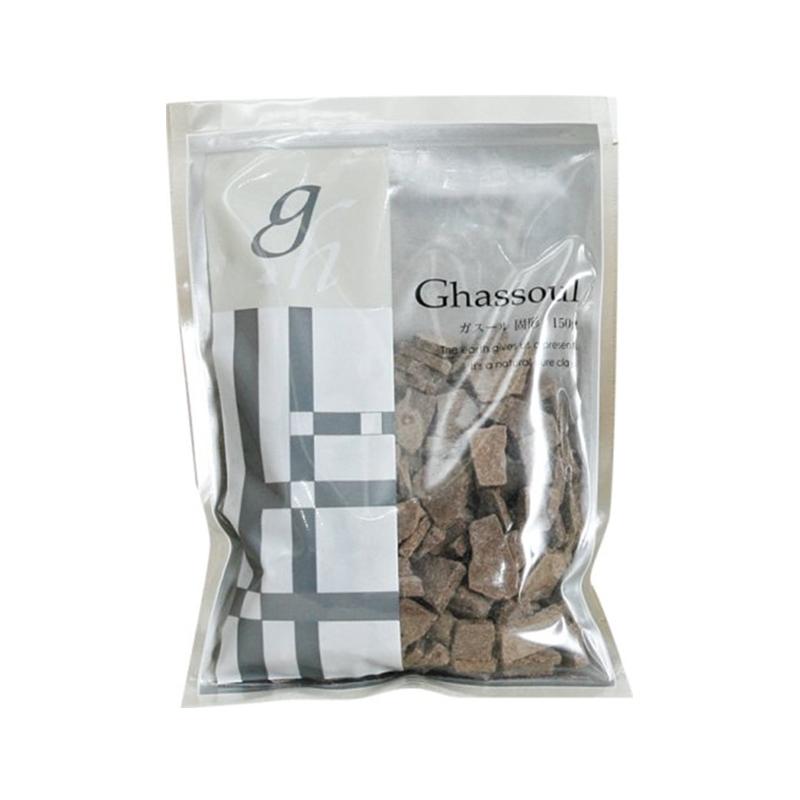 Ghassoul摩洛哥高岭土粘土面膜 150g 块状