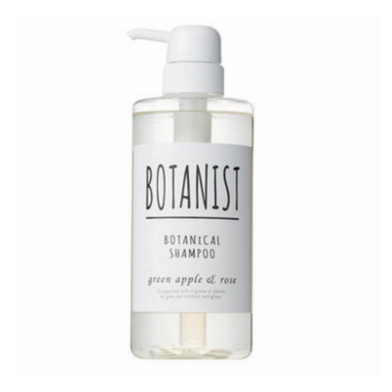 BOTANIST植物学家清爽型无硅油洗发水490ml控油止痒去屑