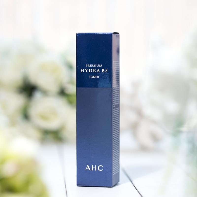 AHC B5高效水合透明质酸 爽肤水 120ml