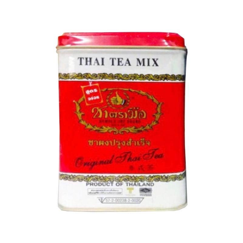 泰国手标泰式茶125g5盒