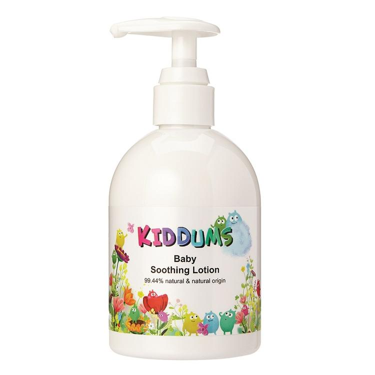 KIDDUMS 嬰幼兒舒緩保濕乳液_300ML