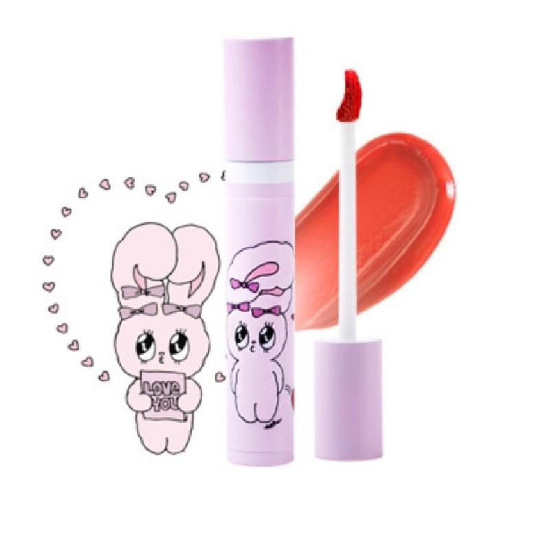 IPKN - 韩国Ipkn X Estherlovesyou 小兔子甜美长效染唇液 #03甜美蜜桃