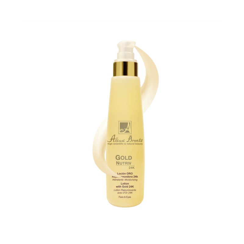 ALISSI BRONTE艾莉丝•勃朗特 黄金营养保湿液200ml(黄金水)