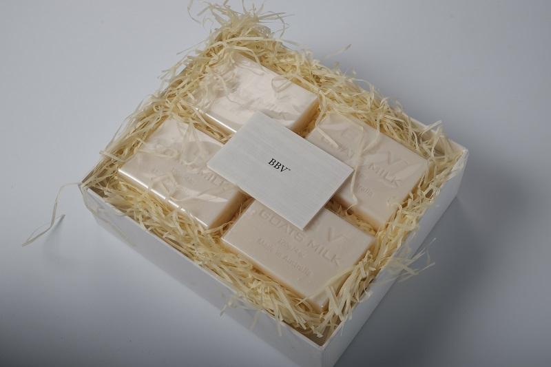 山羊奶皂礼盒装