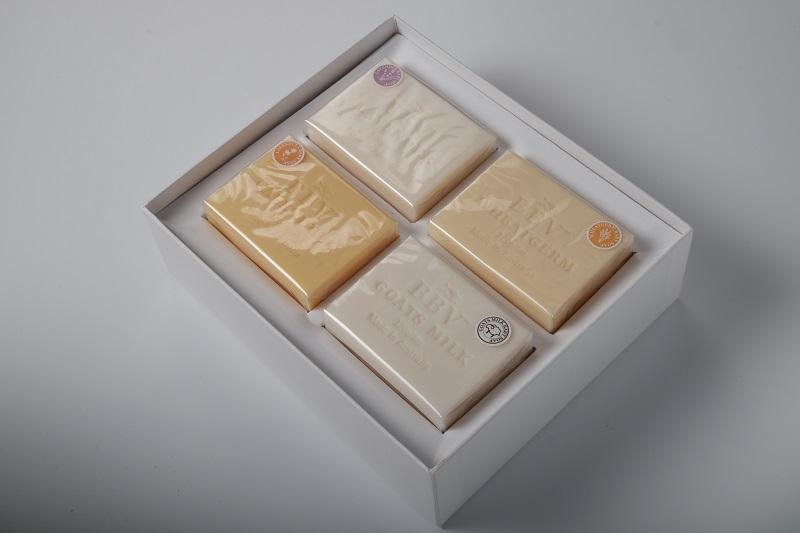 纯天然肥皂礼盒经典套装