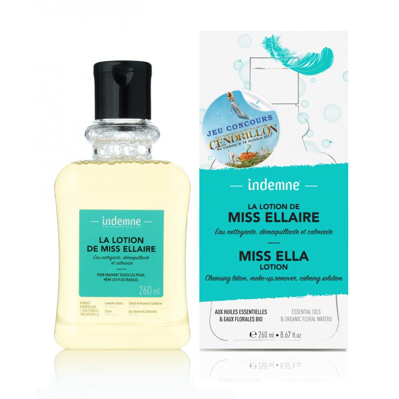 法国Indemne Miss Ella Lotion 卸妆洁肤露 260ml