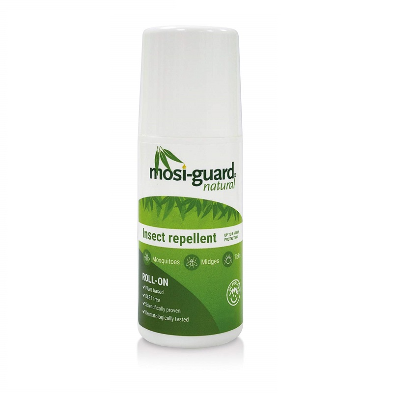 英国mosi-guard natural植物驱蚊走珠膏 50mL