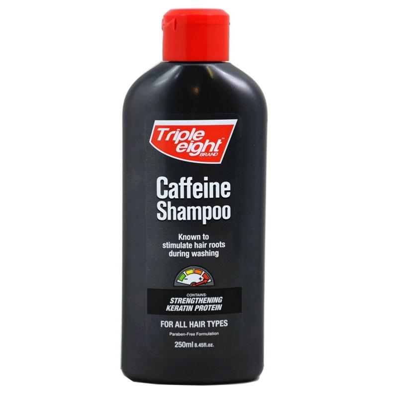 英国Triple eight咖啡因洗发露(适合所有发质) 250mL
