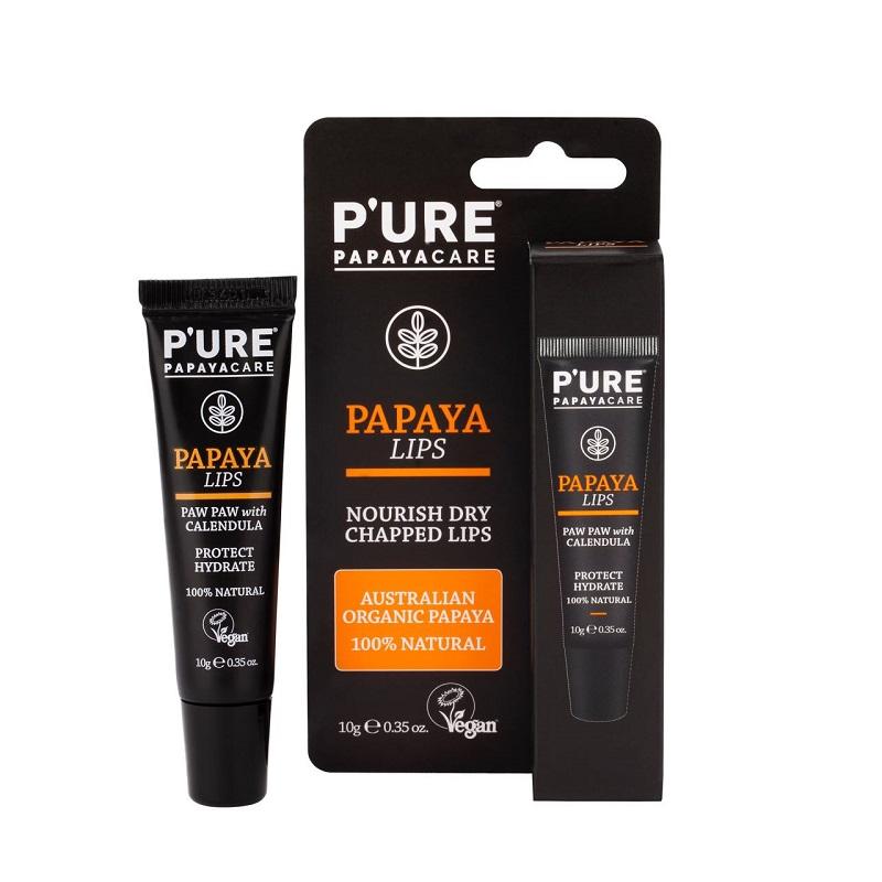 澳大利亚PURE PAPAYACARE 100%纯天然多用途木瓜霜 10g