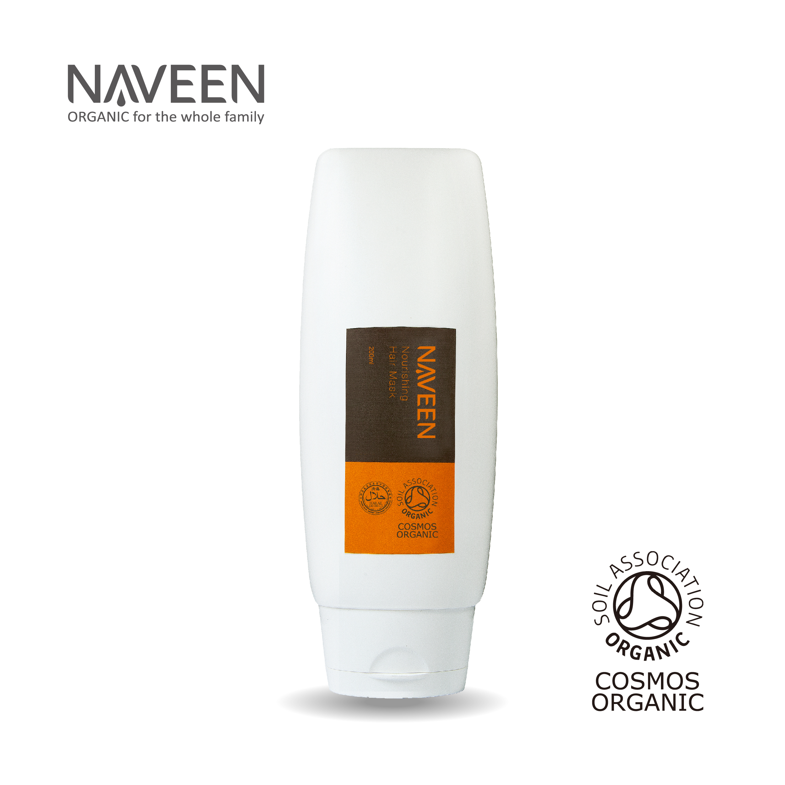 Naveen 能量护髮营养素 200ml