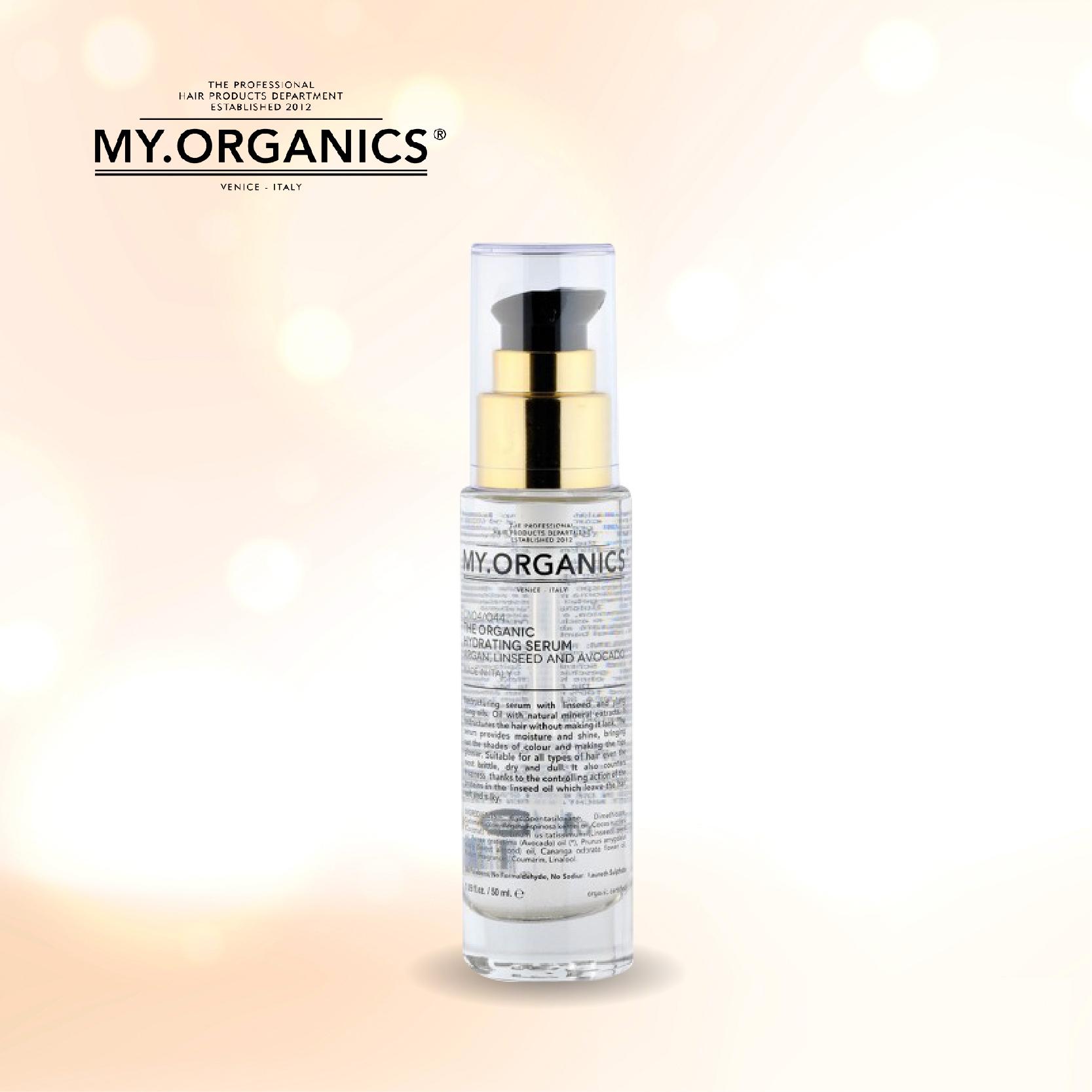 My.Organics 滋补修复秀发精华 50ml