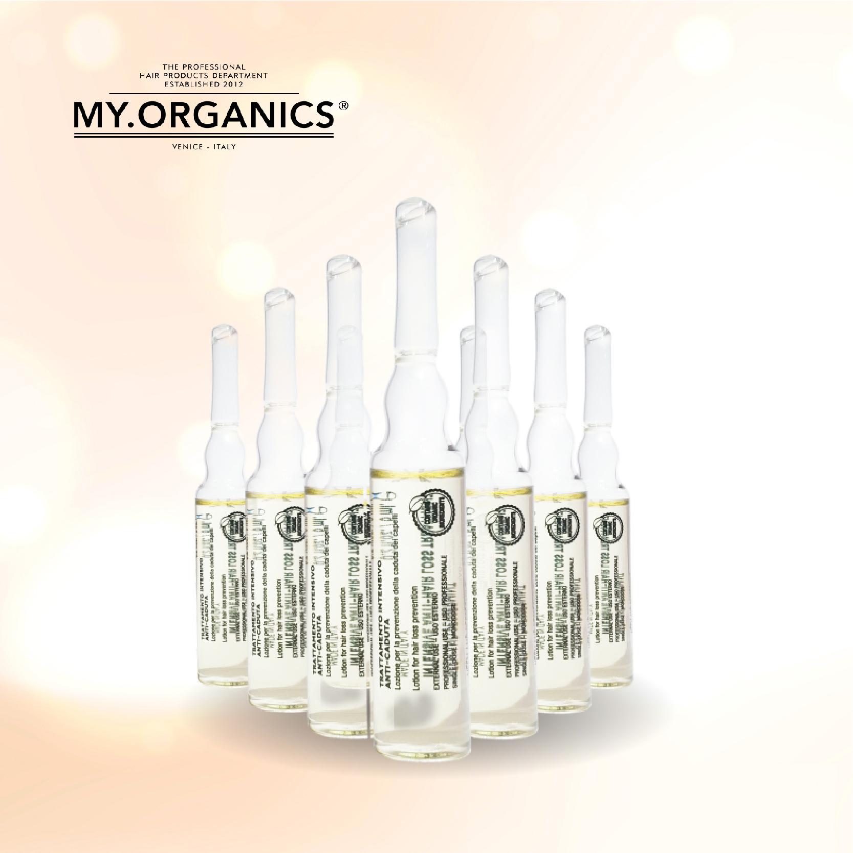 My.Organics 再生活发强效有机疗程