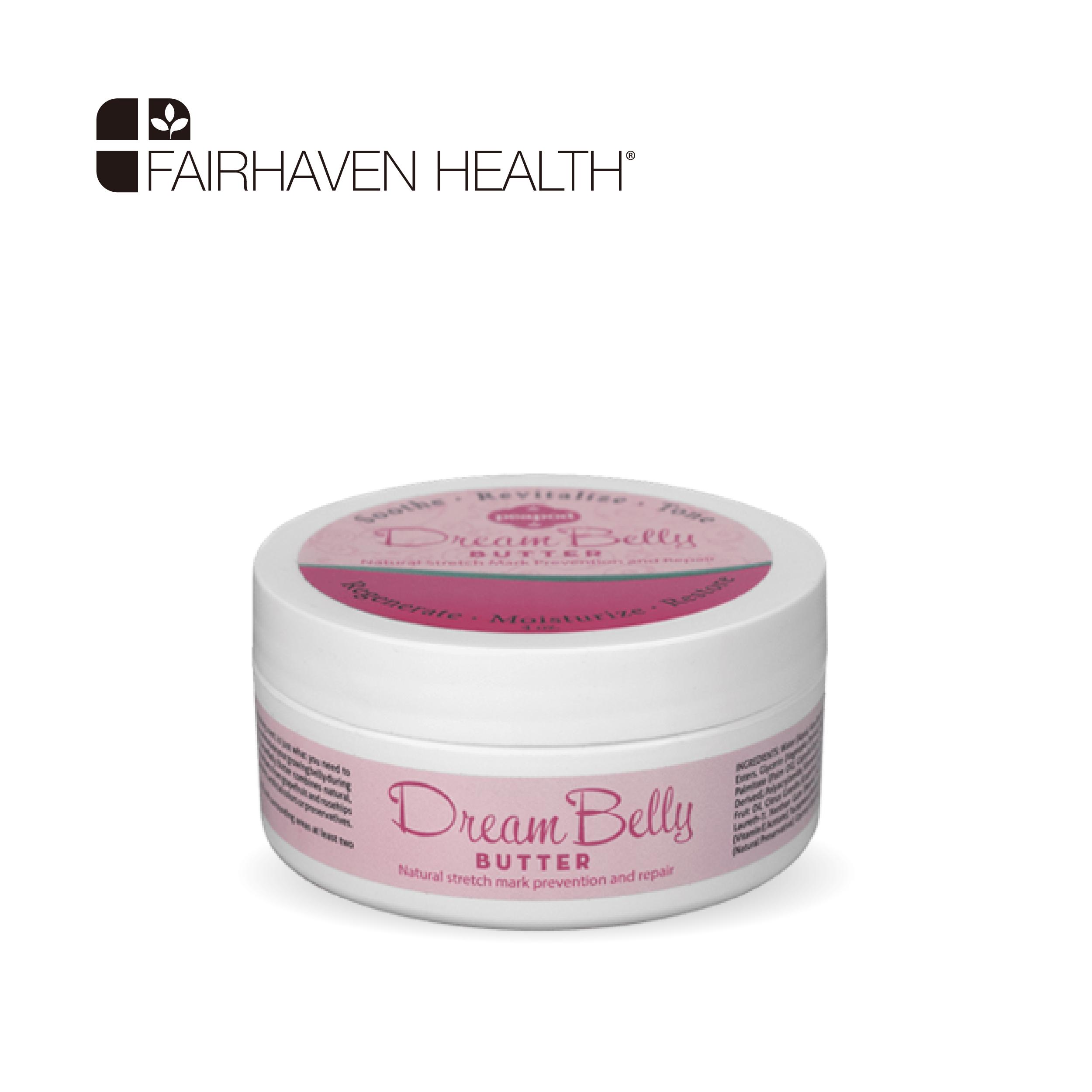 Fairhaven Health 孕期妊娠纹疤痕膏 4oz