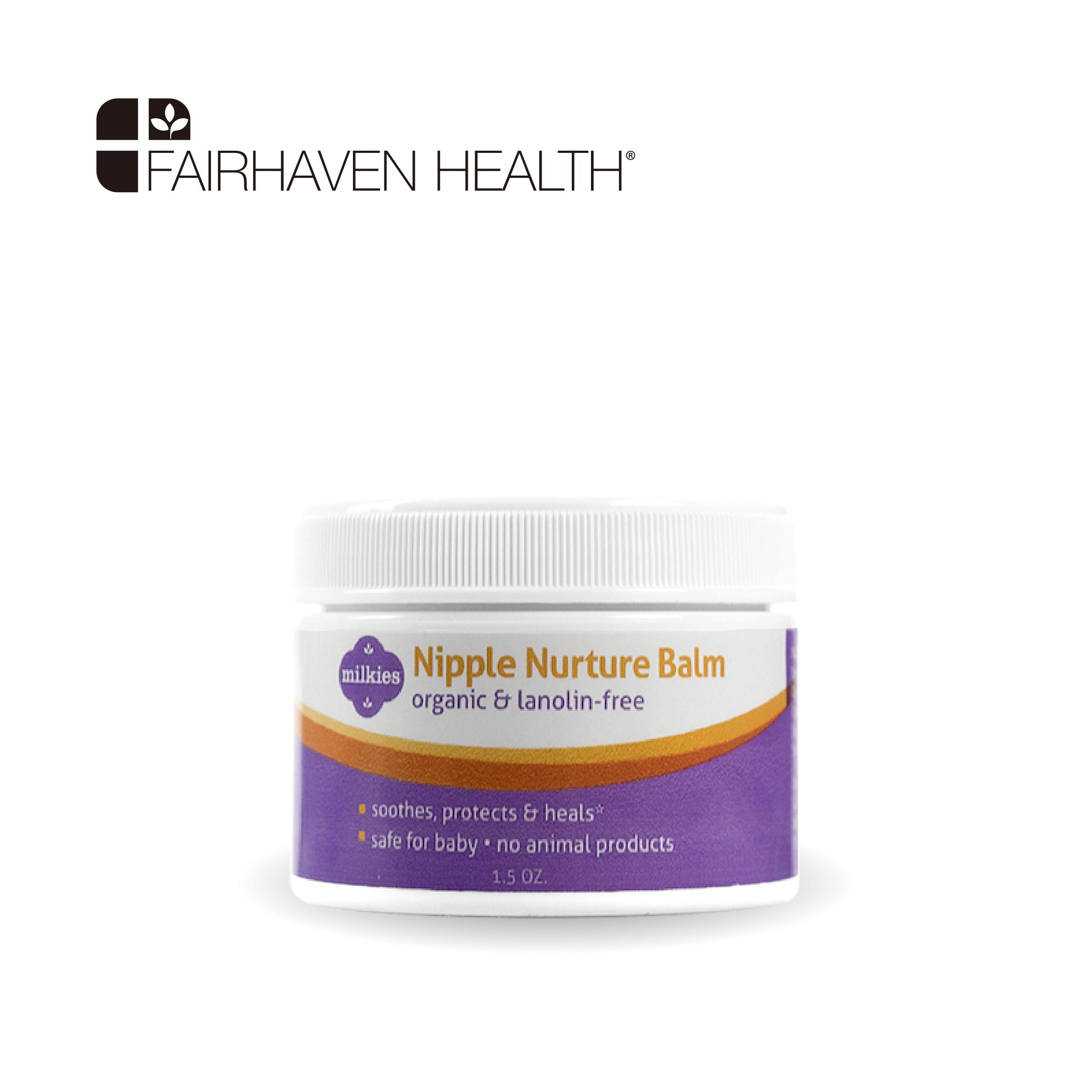 Fairhaven Health 乳頭滋潤霜 1.5oz