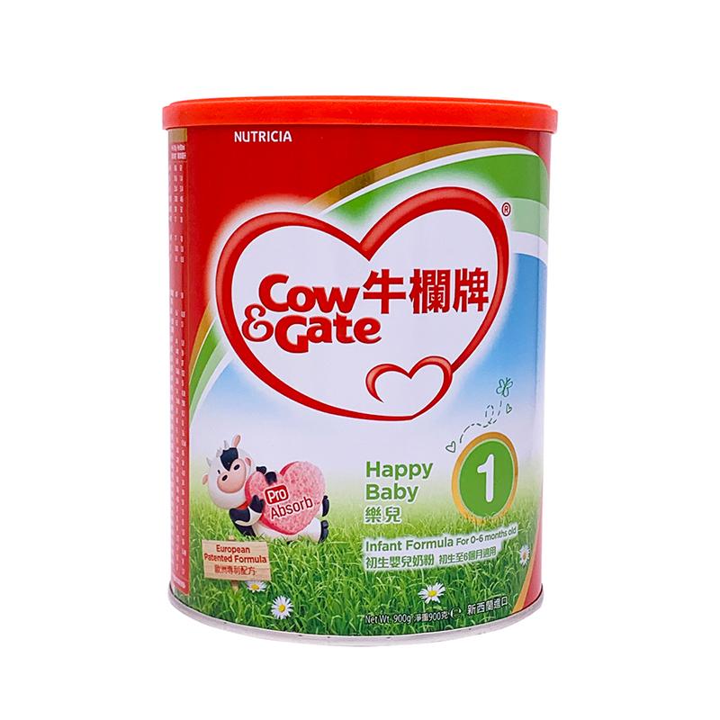 牛栏牌乐儿奶粉一段